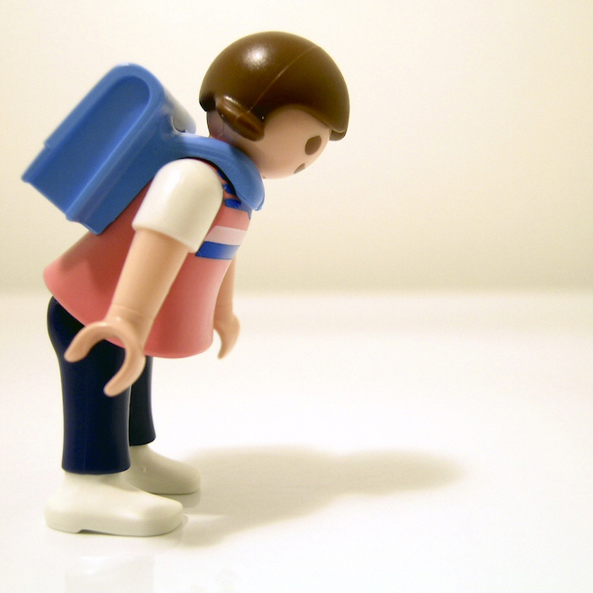 💊Píldora emocional: Mamá, papá,… esta mochila no es mía, es vuestra